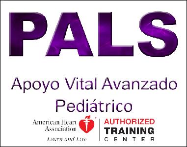 (PALS) Apoyo Vital Avanzado Pediatrico