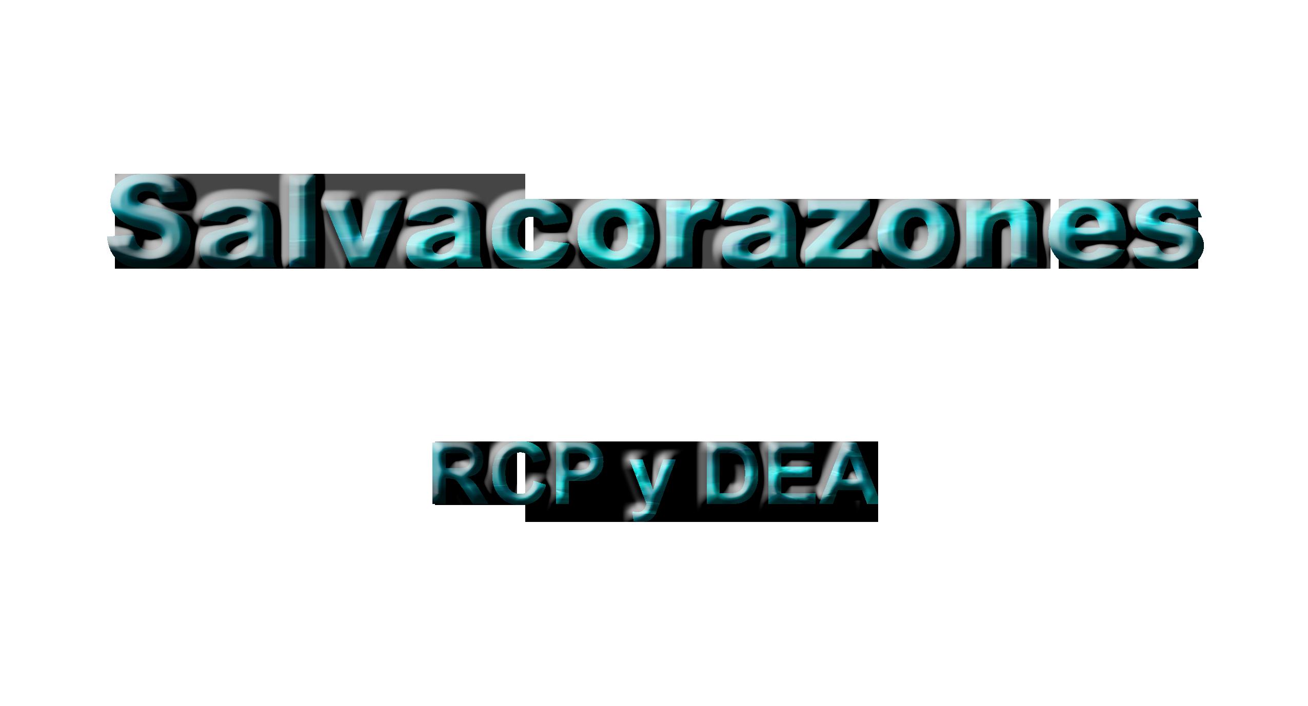 Salvacorazones RCP y DEA